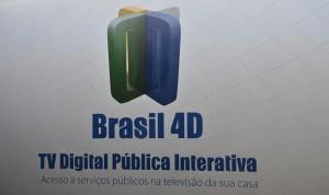Logo Brasil 4D