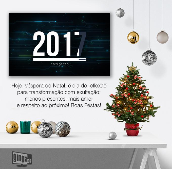 Cartão de Natal 2016